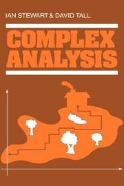 Complex Analysis by Ian Stewart image