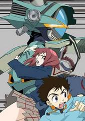 FLCL Complete Collection (3 DVDs) on DVD