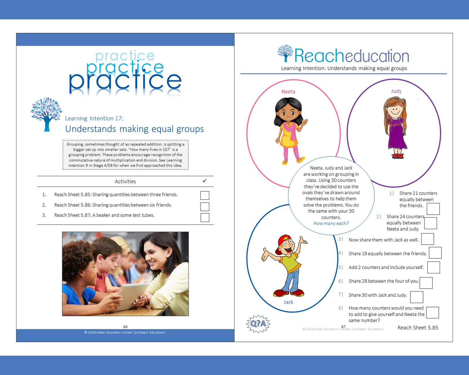 Reaching Competence Mathematics Programme - Book 12 by Lucy Patston & JJ Purton Jones image
