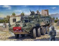 Trumpeter 1/35 LAV III 8x8 NZ Army Version - Scale Model