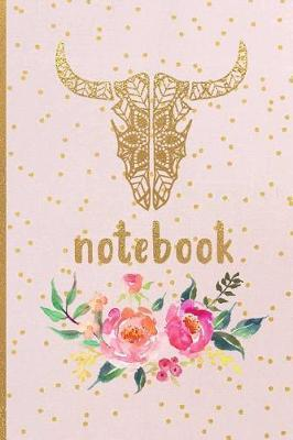 Notebook by Sassy Longhorn Gifts