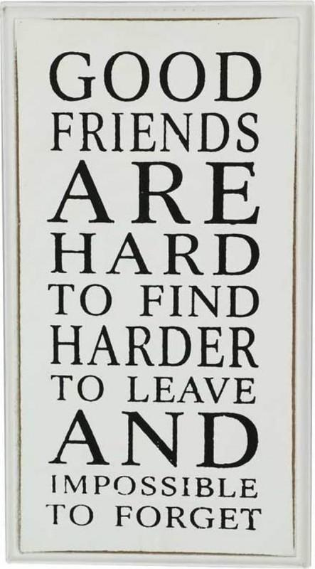 LaVida: Good Friends Sign