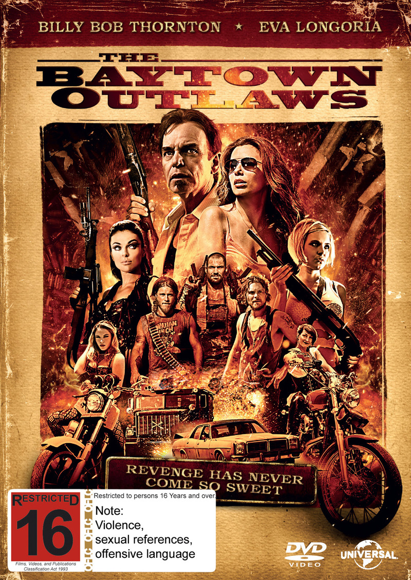 The Baytown Outlaws image