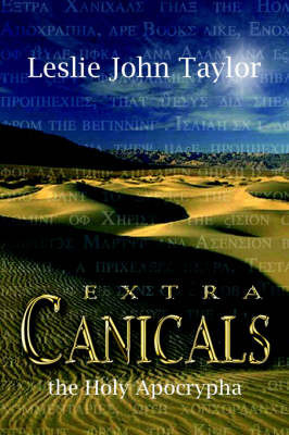 Extra Canicals by Leslie John Taylor