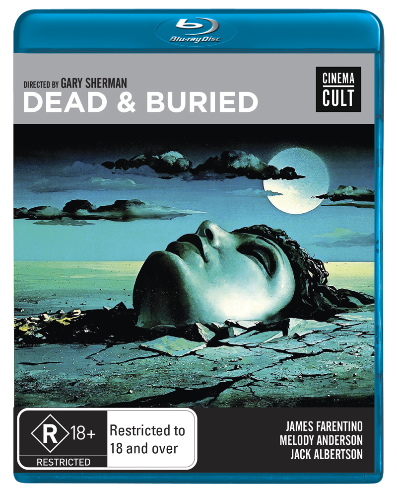Dead & Buried on Blu-ray image