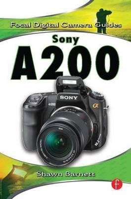 Sony A200 by Shawn Barnett