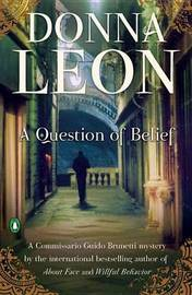 A Question of Belief by Donna Leon