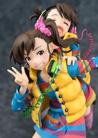 The Idolmaster: 1/8 Ami Futami & Mami Futami PVC Figure