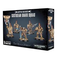 Warhammer 40,000 Adeptus Custodes Custodian Guard