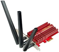 Asus PCE-AC68 802.11ac Dual-band Wireless PCI-E Adapter image