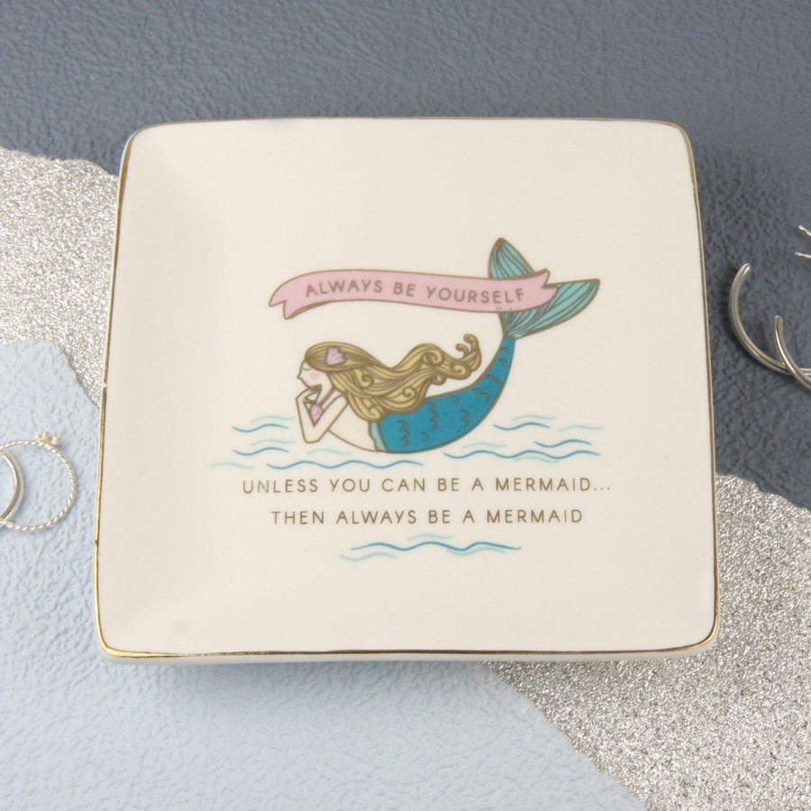 Cloud Nine: Mermaid Ring Dish image