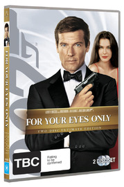 For Your Eyes Only - Special Edition (2 Disc Set) on DVD