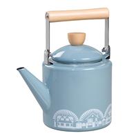 Mini Moderns Enamel Kettle - Chalkhill Blue