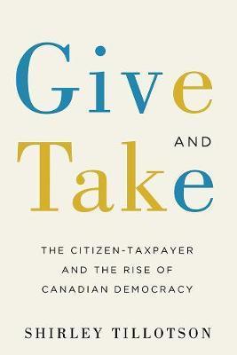 Give and Take by Shirley Tillotson