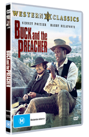 Buck and the Preacher on DVD