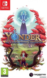 Yonder: The Cloud Catcher Chronicles for Nintendo Switch