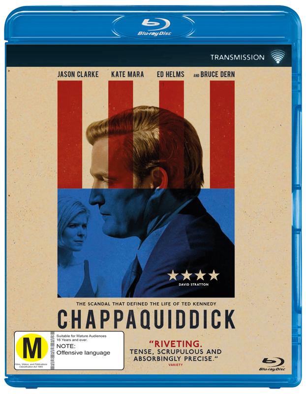 Chappaquiddick on Blu-ray