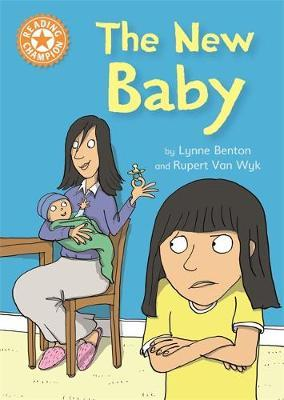 Reading Champion: The New Baby by Lynne Benton