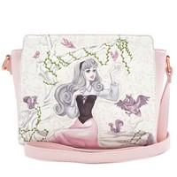 Loungefly: Sleeping Beauty - Aurora with Birds Handbag