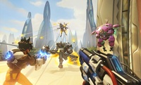 Overwatch Legendary Edition (code in box) for Switch