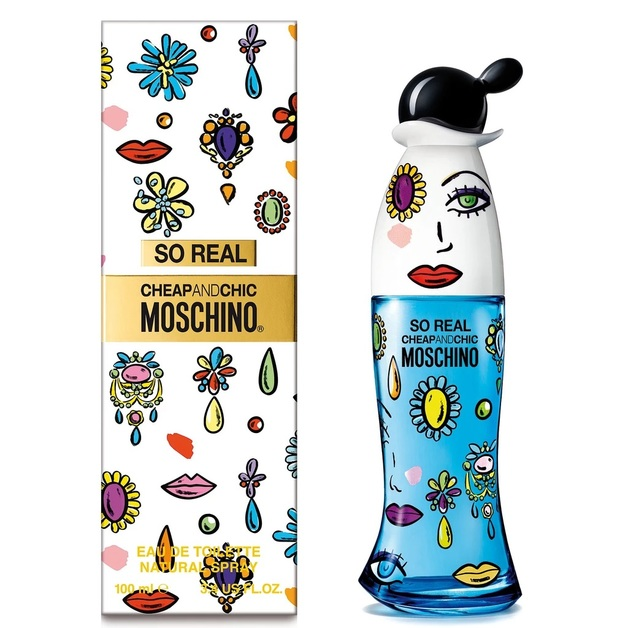 Moschino: So Real Cheap & Chic Perfume (EDT, 50ml)