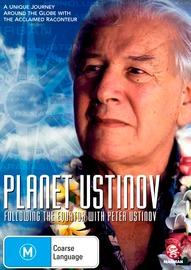 Planet Ustinov - Following the Equator with Peter Ustinov on DVD