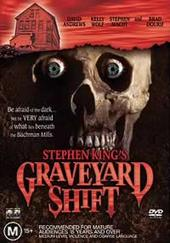 Graveyard Shift on DVD