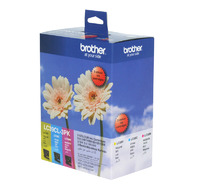 Brother Ink Cartridge LC39CL3PK (Multi-Colour)(3 Pack)