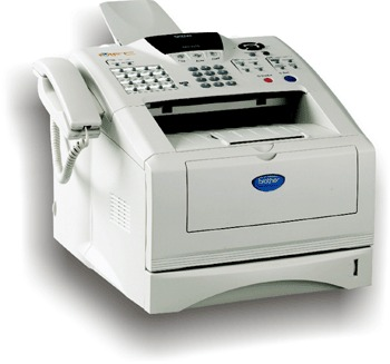 Brother MFC8220 Multi-function Printer Scanner Copier Fax 20ppm Black 2400x600 32MB A4 USB 2 Parallel