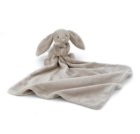Bashful Beige Bunny Soother - by Jellycat image