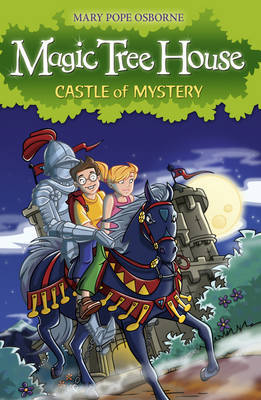 Magic Tree House 02: Castle of Mystery by Mary Pope Osborne image