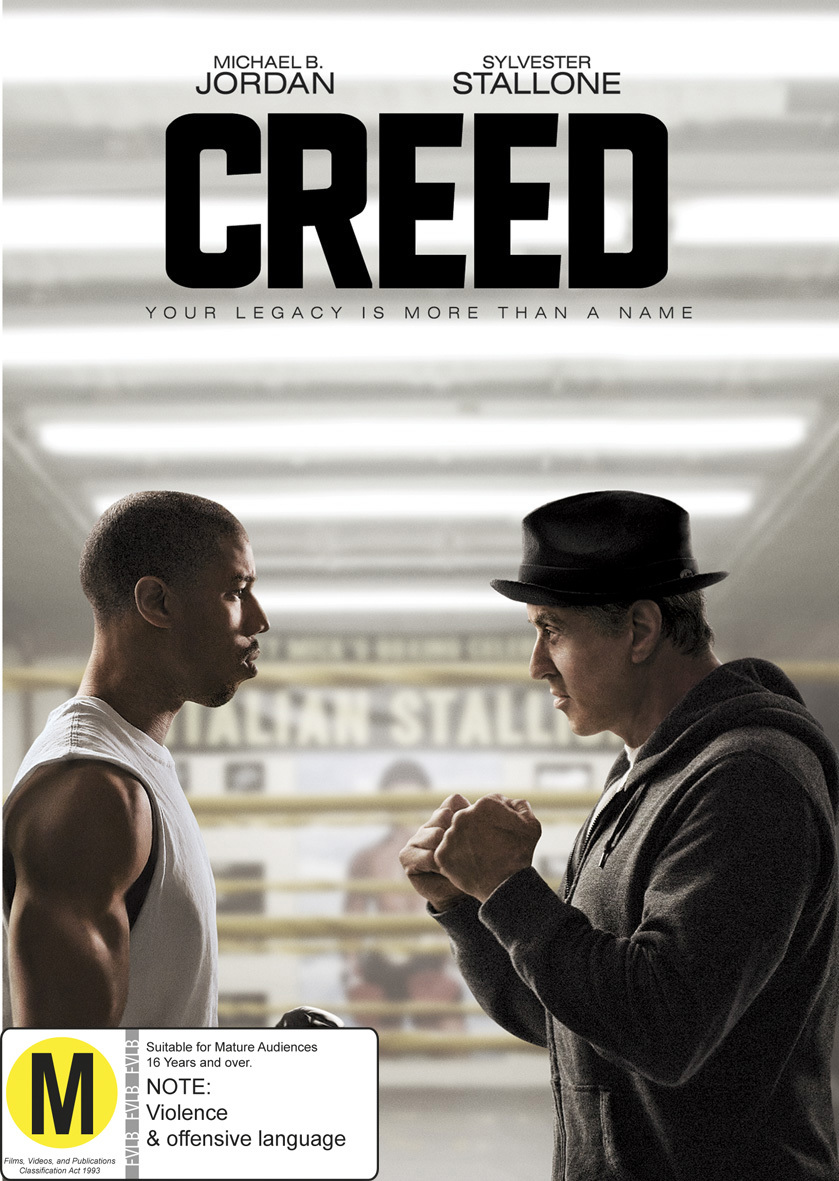 Creed on DVD image