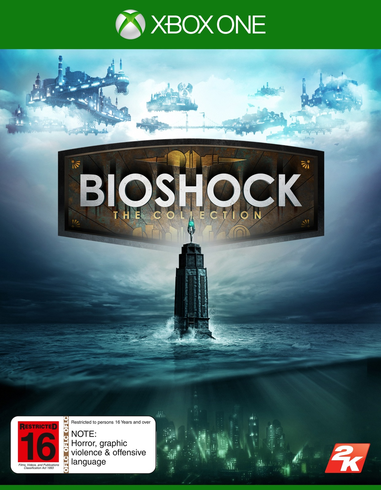 BioShock: The Collection for Xbox One image