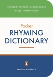 Penguin Pocket Rhyming Dictionary by Rosalind Fergusson