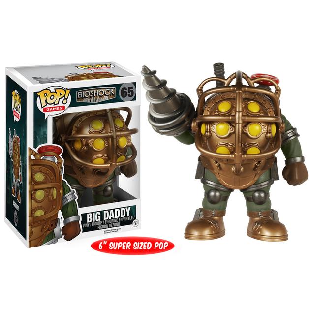 BioShock: Big Daddy 6-Inch Pop! Vinyl Figure