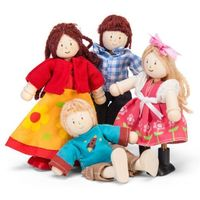 Le Toy Van: Doll Family