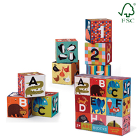 Crocodile Creek: Jumbo Block Set ABC - 9pc