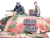 Tamiya 1/35 King Tiger Ardennes Front - Model Kit image
