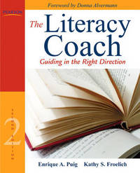 The Literacy Coach by Enrique A Puig image