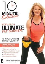 10 Minute Solution - Kettlebell Ultimate Fat Burner on DVD