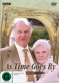 As Time Goes By - Series 9 on DVD image