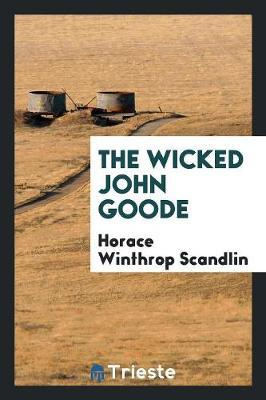 The Wicked John Goode by Horace Winthrop Scandlin image