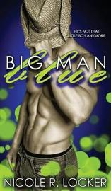 Big Man Blue by Nicole R Locker image