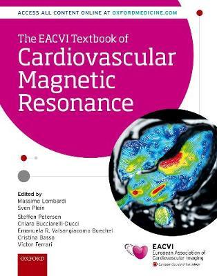 The EACVI Textbook of Cardiovascular Magnetic Resonance by Victor Ferrari image