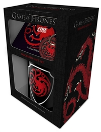 Game Of Thrones - Targaryen (Mug & Coaster & Keychain)