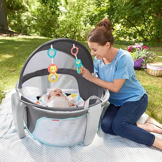 Fisher-Price: On-the-Go Baby Dome