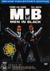 Men In Black on DVD