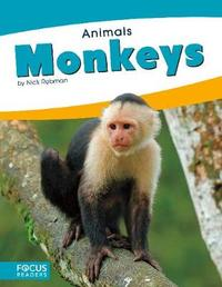 Monkeys by Nick Rebman