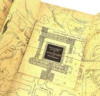 Harry Potter: Marauder's Map - Prop Replica