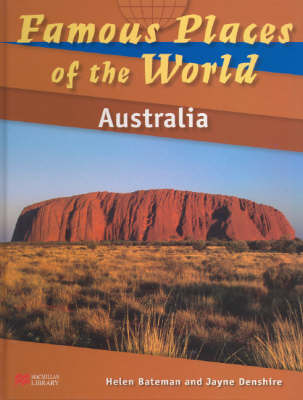 Famous Places of the World Australia Macmillan Library by Helen Bateman image